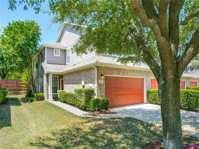 Plano Townhouse For Sale: 7113 Brentdale