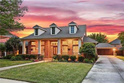 Flower Mound Single Family Home Active Option Contract: 5109 Par Drive