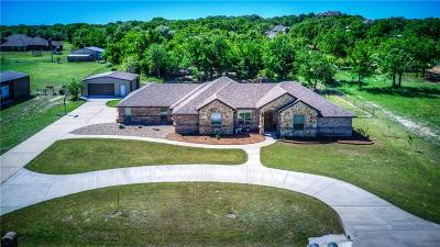 Weatherford Single Family Home For Sale: 122 Santa Clara Drive