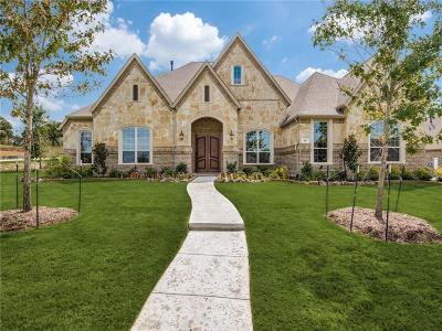 Keller Single Family Home For Sale: 817 Secretariat Trail