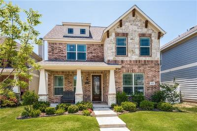 Denton County Single Family Home For Sale: 1020 King George Lane
