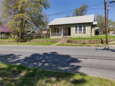 Sherman Single Family Home For Sale: 1201 W Houston Street