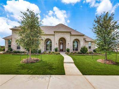 Keller Single Family Home For Sale: 929 Bluebonnet Drive