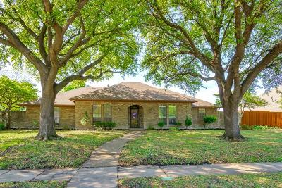 Plano Single Family Home For Sale: 3804 Merriman Drive
