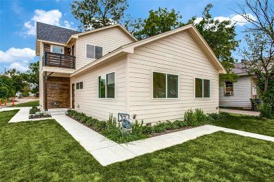 Single Family Home For Sale: 1021 S Oak Cliff Boulevard