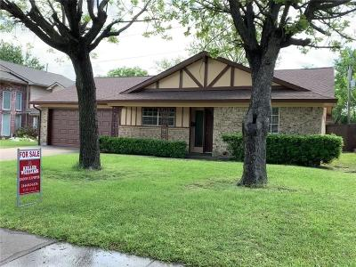 Dallas County Single Family Home For Sale: 3626 Ruby Drive
