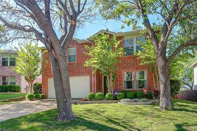 Denton Single Family Home For Sale: 1208 Golden Sand Drive