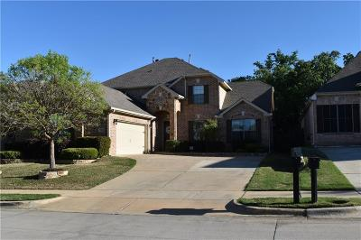 Denton Single Family Home For Sale: 7704 Hinkley Oak Drive