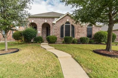 Frisco Single Family Home For Sale: 2954 La Vista Lane