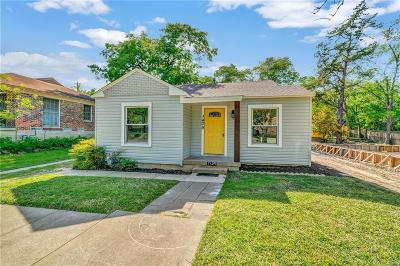 Single Family Home Active Option Contract: 1439 Carson Street