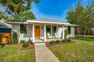 McKinney Single Family Home For Sale: 607 Parker Street