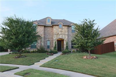 Allen Single Family Home For Sale: 1604 Woodrose Court