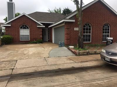 Dallas Single Family Home For Sale: 3239 Rosebank Drive