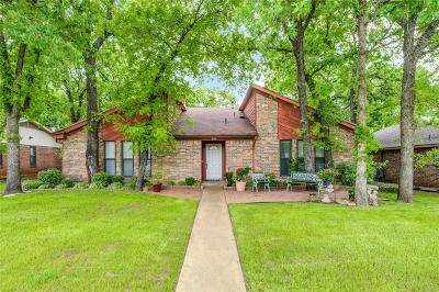 Lewisville Single Family Home For Sale: 1405 Wildvalley Drive