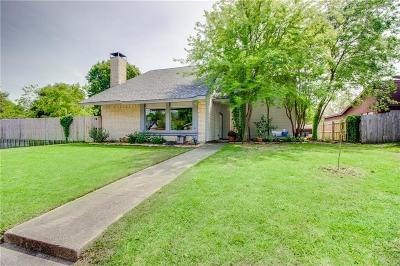 Plano Single Family Home For Sale: 2804 Chancellor Drive