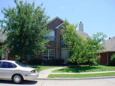 Allen Residential Lease For Lease: 2049 Wimbledon Drive