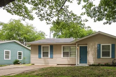 Hurst, Euless, Bedford Single Family Home For Sale: 120 Travis Drive