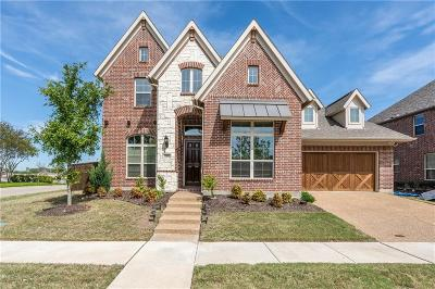 McKinney Single Family Home For Sale: 4801 Atworth Lane