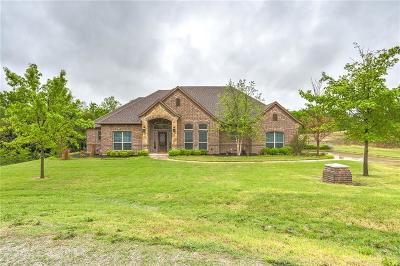 Azle Single Family Home For Sale: 106 Artist Point Court