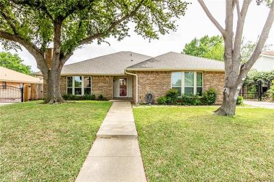 Tarrant County Single Family Home For Sale: 2008 Oakmeadow Street