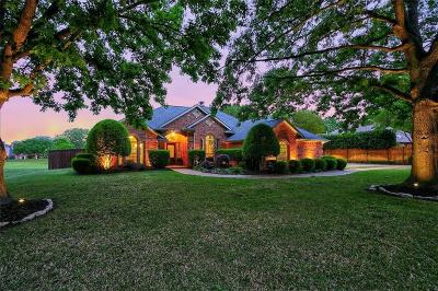 Colleyville Single Family Home For Sale: 5409 Coventry Court