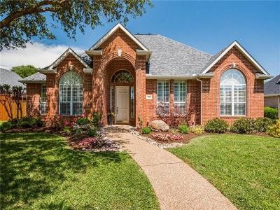 Coppell Single Family Home Active Option Contract: 948 Falcon Lane