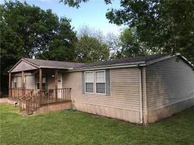 Corsicana Single Family Home For Sale: 2409 W 12th Avenue