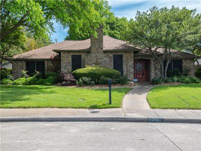Dallas Single Family Home For Sale: 12502 Pleasant Valley Drive
