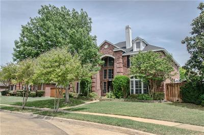 Plano Single Family Home For Sale: 7004 Sanders Lane