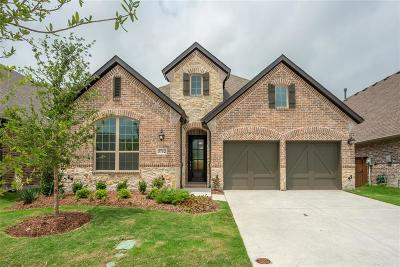 McKinney Single Family Home For Sale: 5712 Zephyr Road