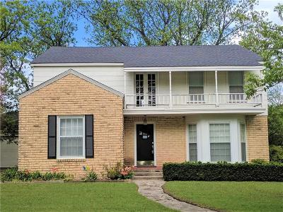 Montague County Single Family Home For Sale: 606 N Broad Street