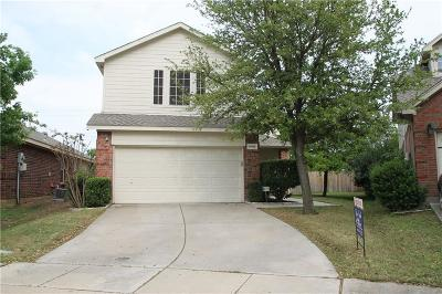 Fort Worth Single Family Home For Sale: 11816 Porcupine Drive