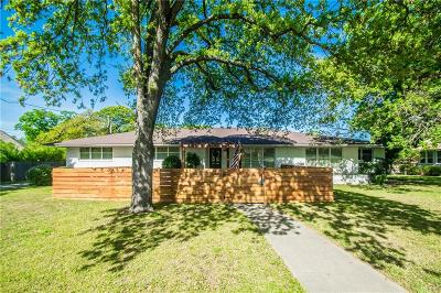 Denton Single Family Home For Sale: 915 E Sherman Drive