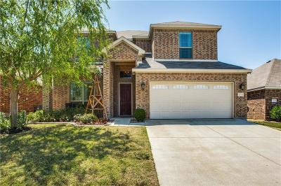 Forney Single Family Home For Sale: 2131 Hartley Drive