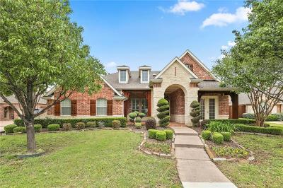 Denton County Single Family Home For Sale: 4416 Young Drive