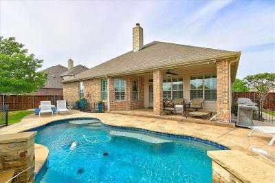 McKinney Single Family Home For Sale: 5101 Golden Eagle Drive