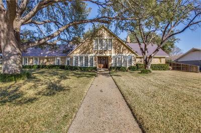 Dallas Single Family Home For Sale: 3807 Weeburn Drive