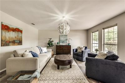 Irving Single Family Home Active Option Contract: 3906 Grimes Road