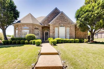 Rockwall Single Family Home For Sale: 1206 Skylar Drive