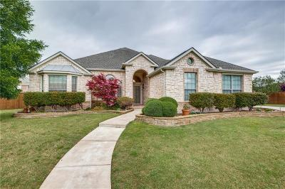 McKinney Single Family Home For Sale: 8121 Yellowstone Drive