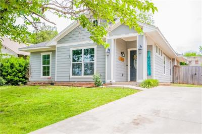 Waxahachie Single Family Home Active Contingent: 803 Givens Street
