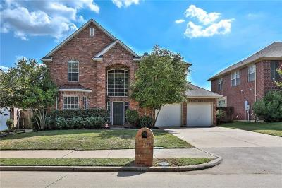 McKinney Single Family Home For Sale: 2705 Summer Wood Court