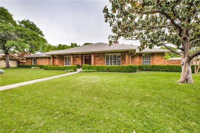 Dallas Single Family Home For Sale: 6909 Delmeta Drive