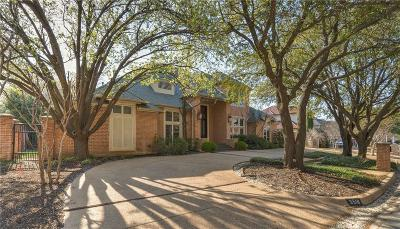 Fort Worth Single Family Home For Sale: 3516 Briarhaven Road
