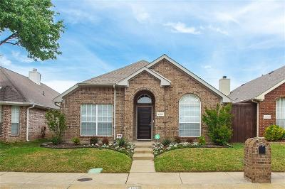 Collin County Single Family Home For Sale: 4011 Midrose Trail