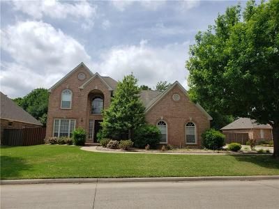 Southlake Residential Lease For Lease: 923 Midland Creek Drive