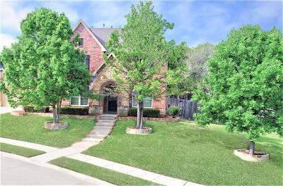 Fort Worth Single Family Home For Sale: 5241 Cornerwood Drive