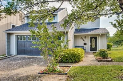 Carrollton Townhouse For Sale: 2513 Country Place