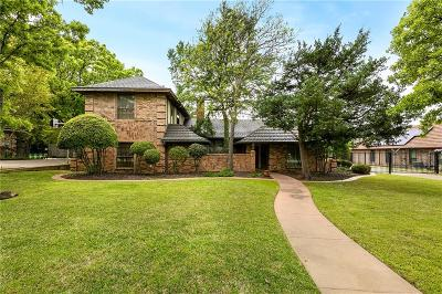 Hurst Single Family Home For Sale: 2625 Brookridge Drive
