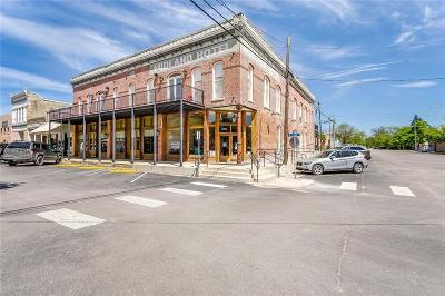 Hico Commercial For Sale: 103 N Pecan Street